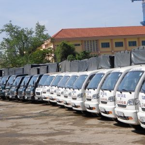 Dịch vụ chi thuê taxi tải tại huyện Thống Nhất