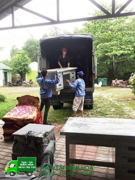 Quy trình dịch vụ chuyển văn phòng Biên Hòa