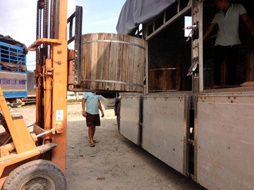 Xuân Lộc nở rộ nhiều dịch vụ chuyển nhà, chuyển kho xưởng