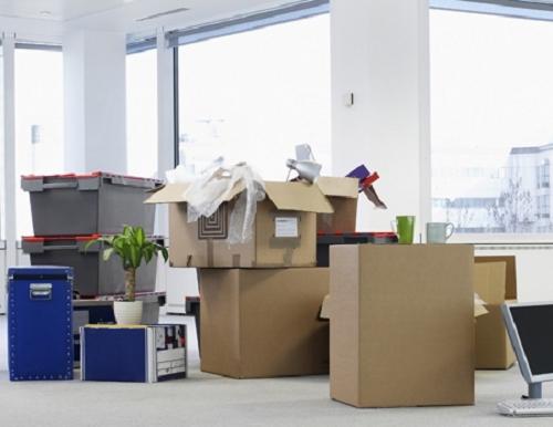 Chuẩn bị những vật dụng cần thiết cho việc chuyển văn phòng