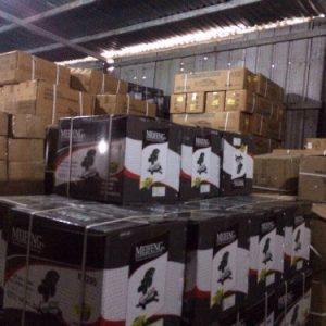 Hàng hóa được đóng gói cẩn thận