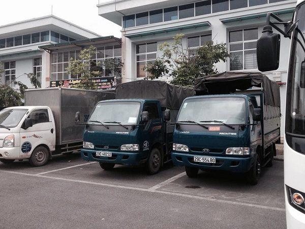 Những chi phí thường phát sinh khi chuyển nhà - tự thuê xe tải